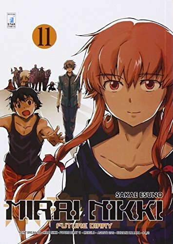 9788869207624: Mirai Nikki. Future diary (Vol. 11)