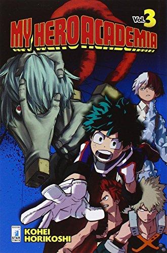 9788869209888: My Hero Academia: 3 (Dragon)