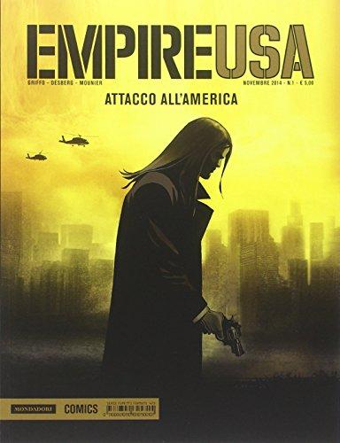 9788869260414: Attacco all'America. Empire USA