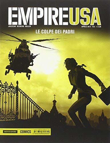 Le colpe dei padri. Empire USA: 6: Erik Jusezak; Daniel