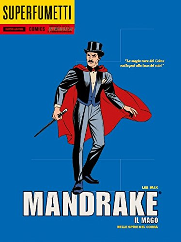 9788869262340: Mandrake (Superfumetti)