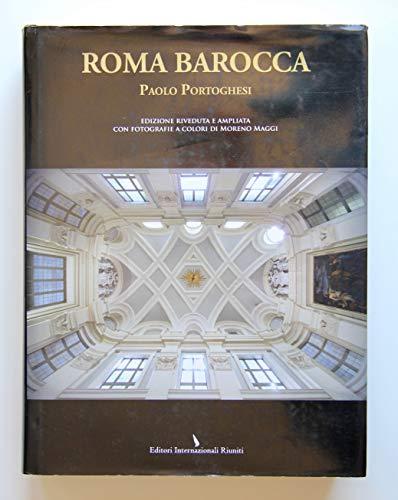 9788869332548: Roma barocca
