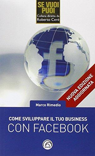 9788869390258: Come sviluppare il tuo business con Facebook