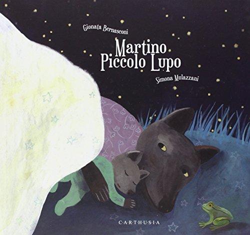 9788869450167: Martino Piccolo Lupo