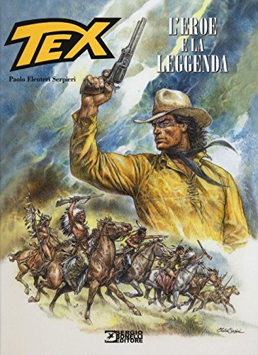 9788869610820: TEX - LEROE E LA LEGGENDA - T
