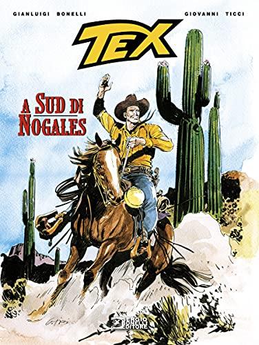 9788869615214: Tex. A sud di Nogales