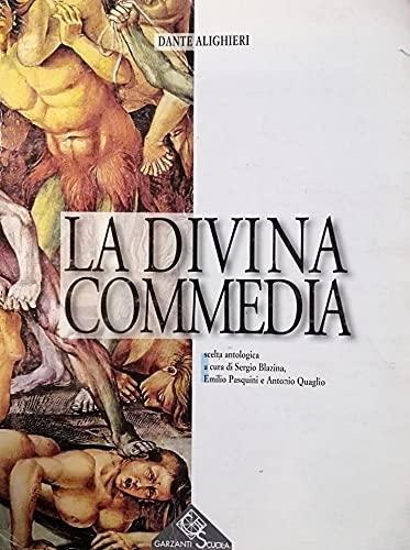 9788869640421: La Divina Commedia