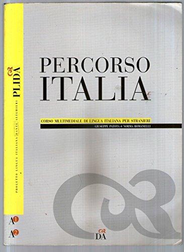 9788869643248: Percorso Italia: Percorso Italia A1 A2 + CD (Italian Edition)