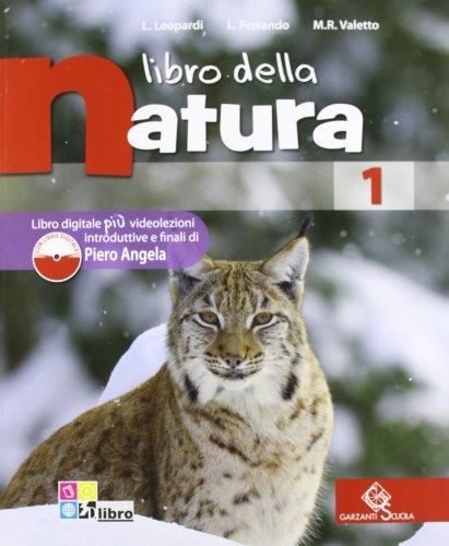 9788869644085: Libro della natura. Per la Scuola media. Con espansione online: 1