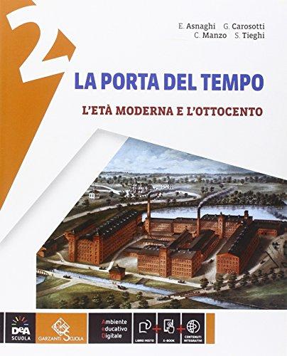 9788869644375: La porta del tempo. Per la Scuola media. Con e-book. Con espansione online: 2