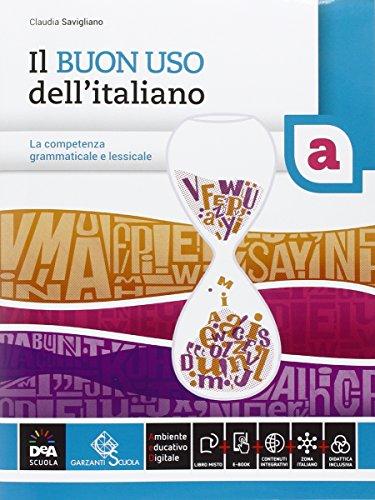 9788869644801: Il buon uso dell'italiano. Vol. A-B. Per le Scuole superiori. Con e-book. Con espansione online