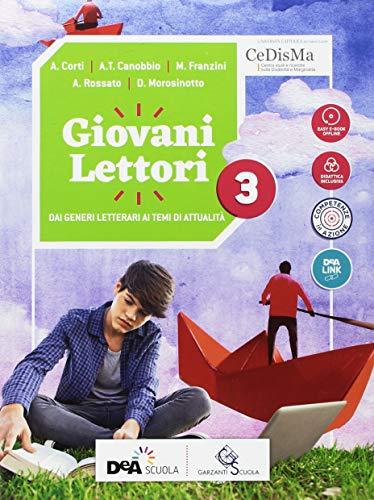 9788869645099: Giovani lettori-Giovani scrittori. Con Easy eBook (su dvd). Per la Scuola media. Con ebook. Con espansione online. Con DVD-ROM: 3