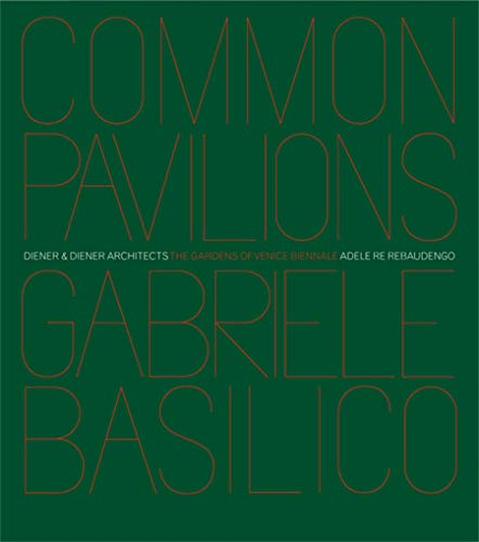 Pavilions and gardens of Venice Biennale. Photographs
