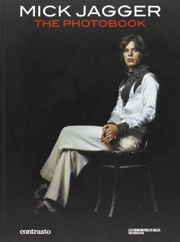 9788869654725: Mick Jagger. The photobook