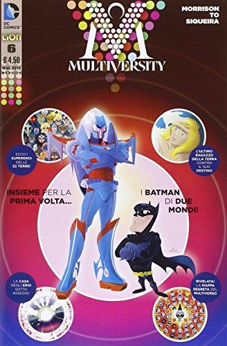 9788869710322: Multiversity: 6