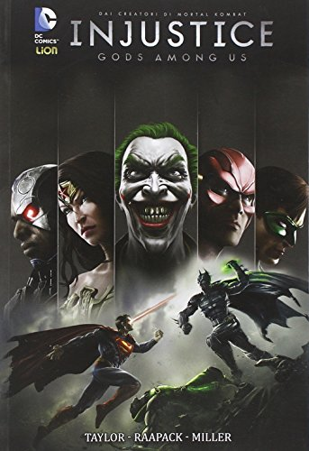 9788869710414: Injustice. Gods among us