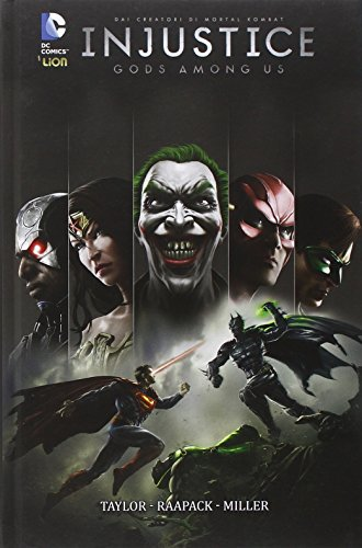 9788869711541: Injustice. Gods among us: 1