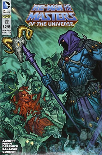 9788869716904: He-Man and the masters of the universe: 22 (DC Comics)