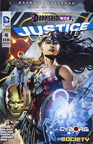 9788869717543: Justice league: 46