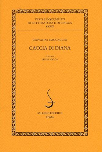 9788869731501: Caccia di Diana