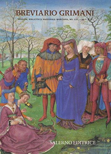 Breviario Grimani : ms. Lat. I, 99: König,Eberhard - Heyder,Joris