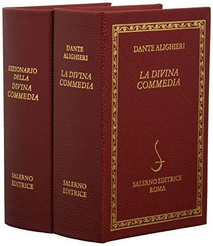 9788869733000: La Divina commedia-Dizionario della Divina Commedia