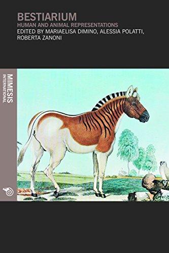Bestiarium: Human And Animal Representations (Out of): Mimesis International