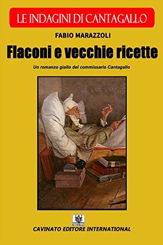 Flaconi e vecchie ricette: Fabio Marazzoli