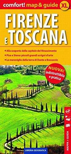 9788869850837: Firenze e la Toscana (Comfort! Map & Guide)