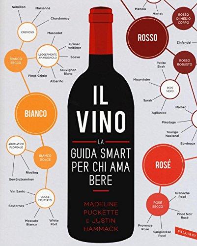 9788869872075: Il vino. La guida smart per chi ama bere
