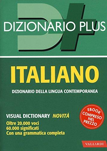 9788869874017: Dizionario italiano. Con ebook (Dizionari plus)