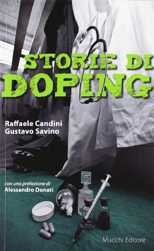 9788870005752: Storie di doping