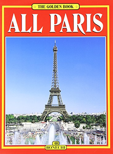 9788870091915: Golden Book of All of Paris