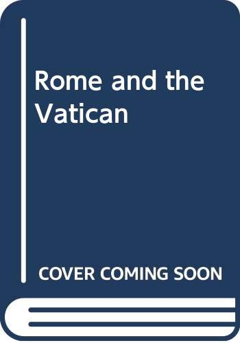 9788870093070: Rome and the Vatican