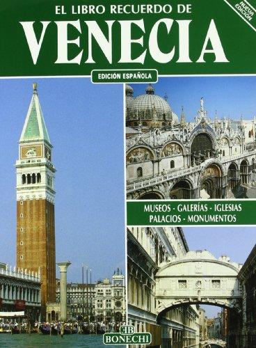 9788870096958: Il libro ricordo di Venezia. Ediz. spagnola