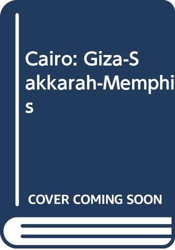 9788870116304: Cairo: Giza-Sakkarah-Memphis