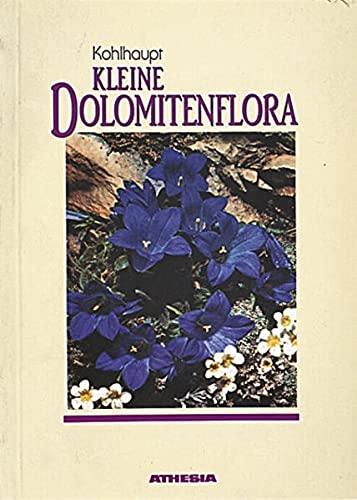 Kleine Dolomitenflora: KOHLHAUPT, P.: