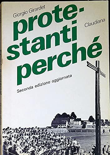 Protestanti perché: Girardet, Giorgio