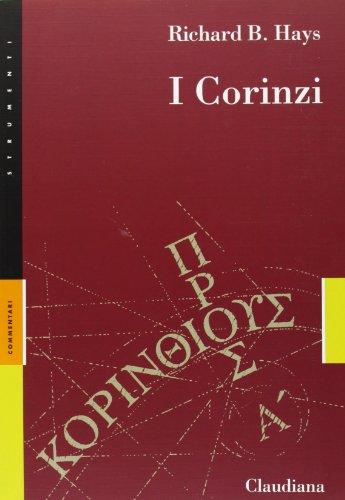 I Corinzi (887016926X) by [???]