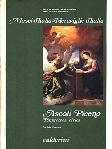 9788870198676: Ascoli Piceno. Pinacoteca civica. Disegni, maioliche, porcellane