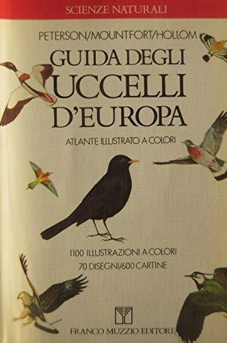 Guida Degli Uccelli D'europa (8870215687) by [???]