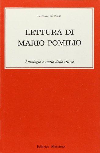 9788870301939: Lettura di Mario Pomilio