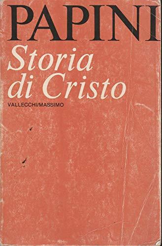 9788870308990: Storia di Cristo