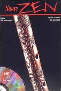 9788870319828: Flauto Zen. Meditazione in musica. Con CD Audio
