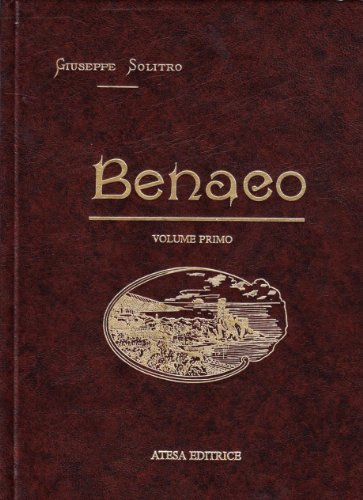 9788870371284: Il Benaco illustrato (rist. anast. Salò, 1897)