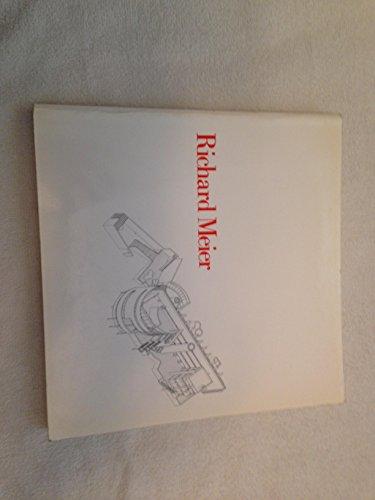 Richard Meier: Architetture, projects, 1986-1990 (Centro Di cat): Meier, Richard