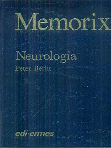 9788870510997: Memorix. Neurologia