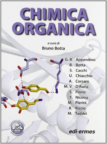 9788870513271: Chimica organica