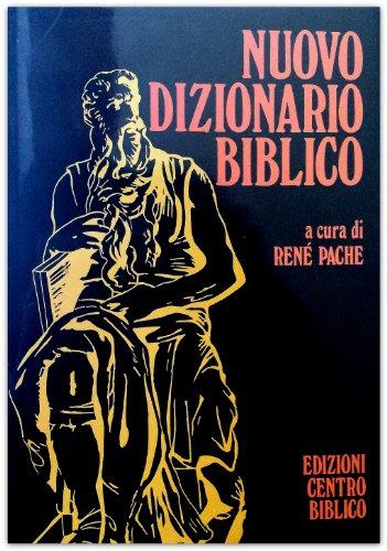 9788870541151: Nuovo Dizionario Biblico