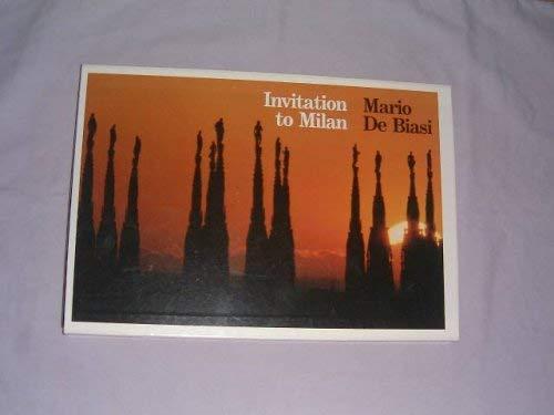 9788870570380: Invito a Milano. Ediz. inglese (Beaux Livres)
